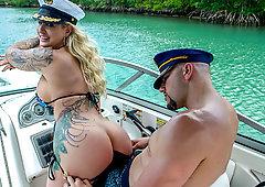 Fresh off the boat milf porn