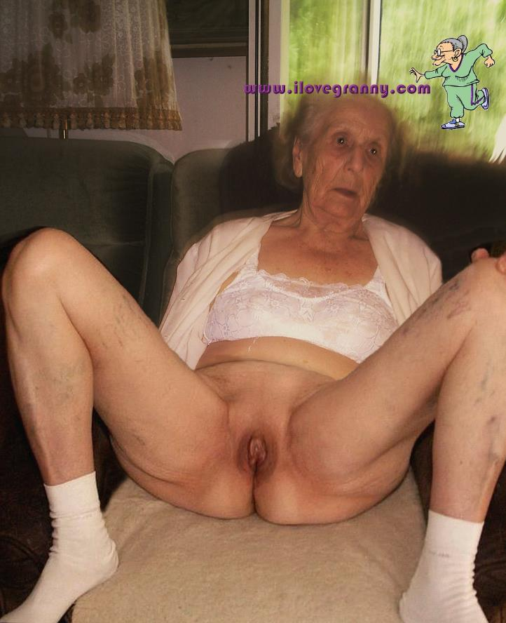 Granny fanny porn