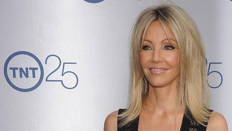 Heather locklear foto bei