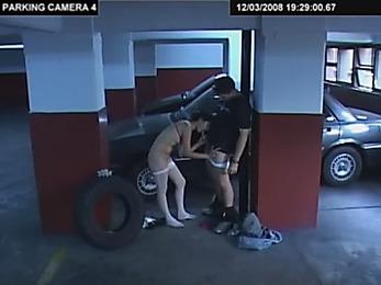 Hidden camera caught people having sex
