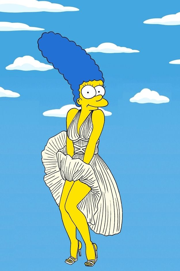 Marge simpson sexy google search toons pinterest