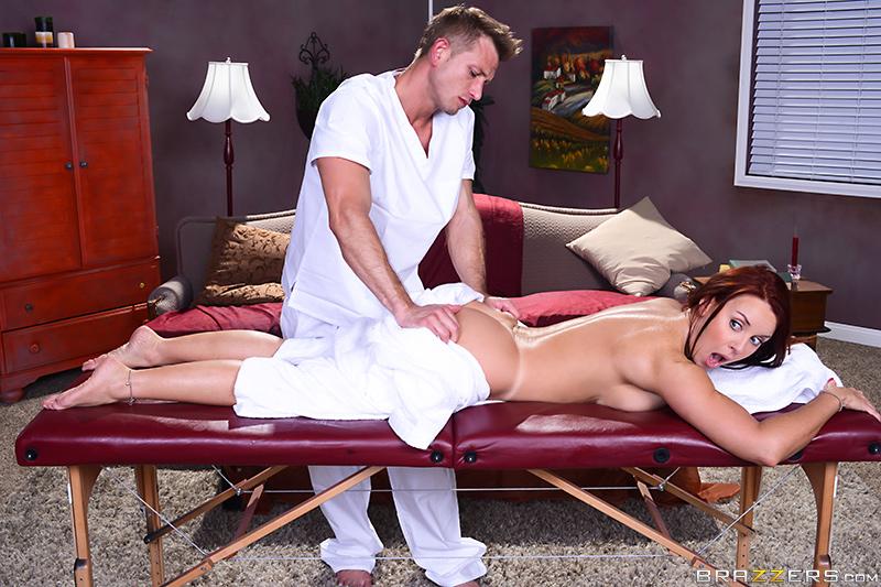 Milf massage brazzers porn