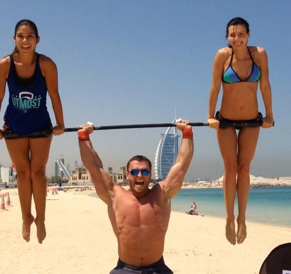 Picking up girls at the beach