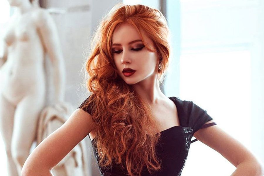 Pictures of hot redheads