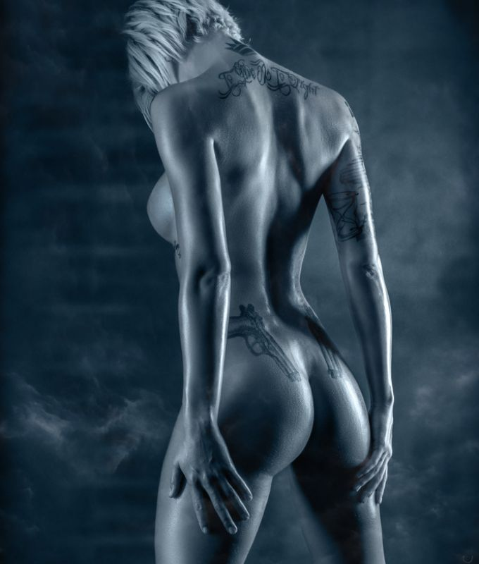Rainy murphy nude