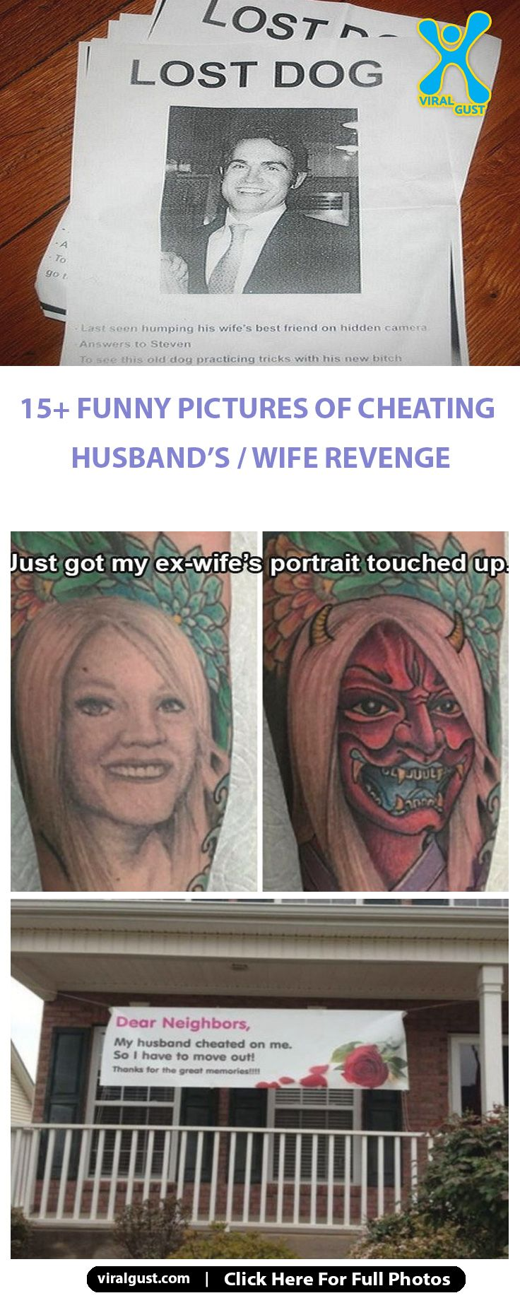 Real wife cheating on husband