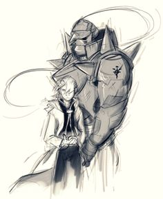 Sloth and alphonse elric fullmetal alchemist hentai