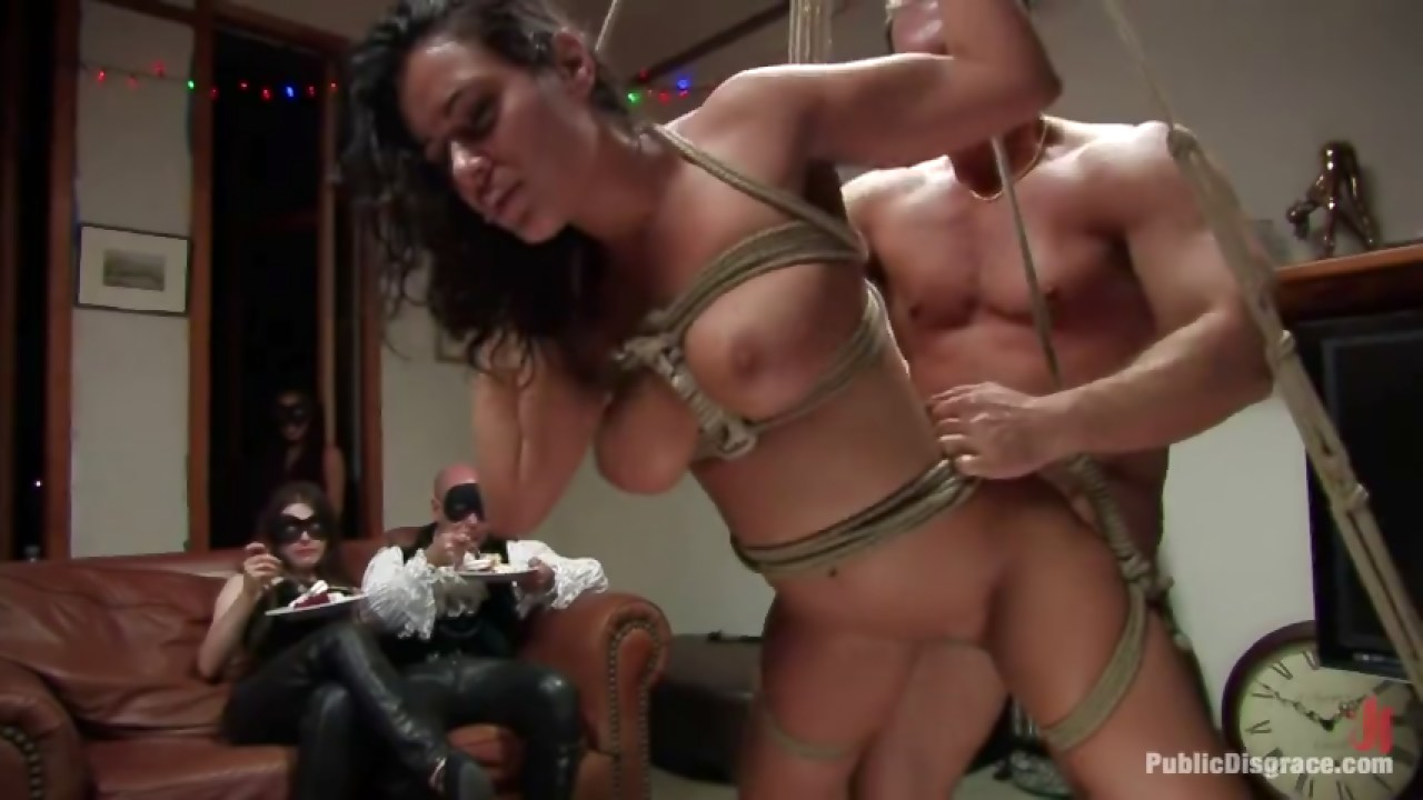 Squirt disgrace charley chase bondage and device porn