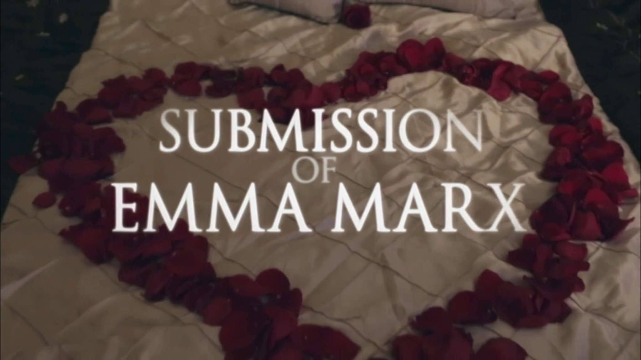 Submission of emma marx full movie