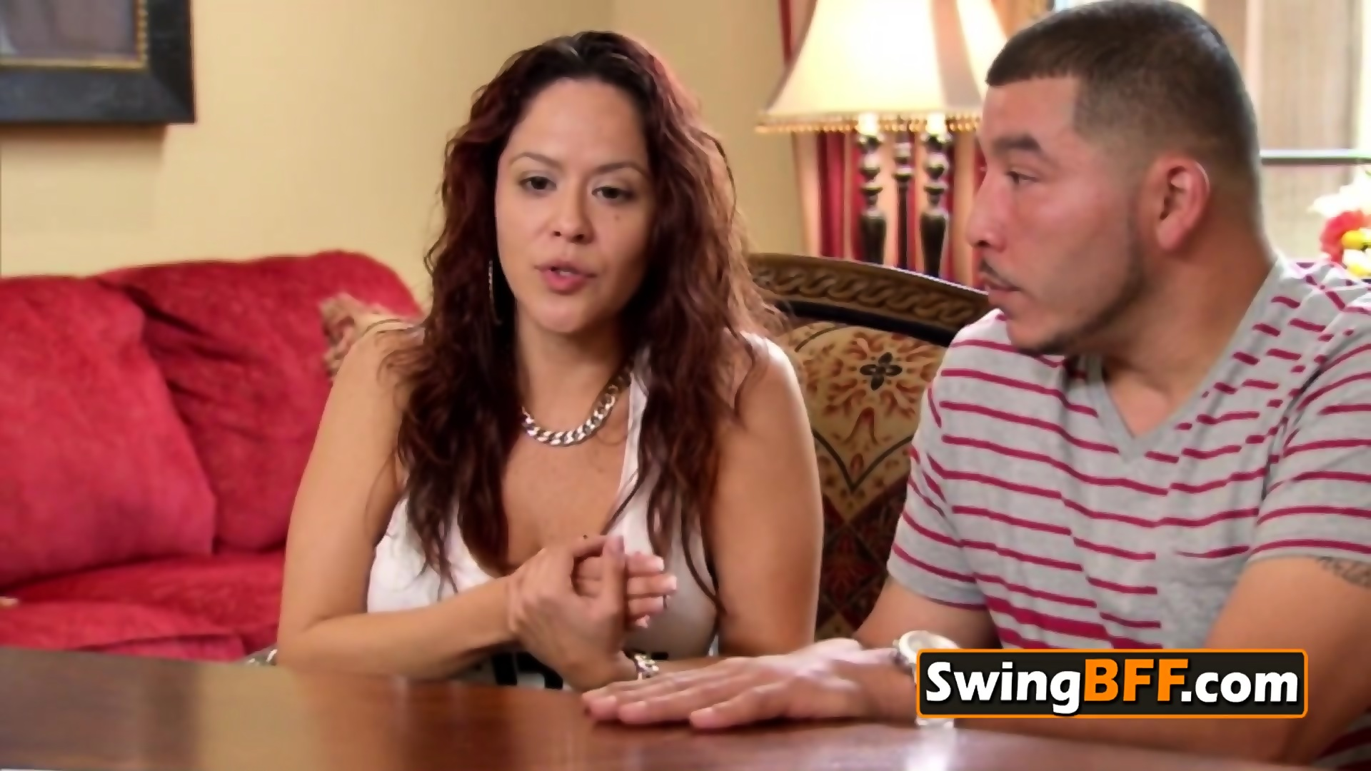 Swingers reality show makes their couples have a real good