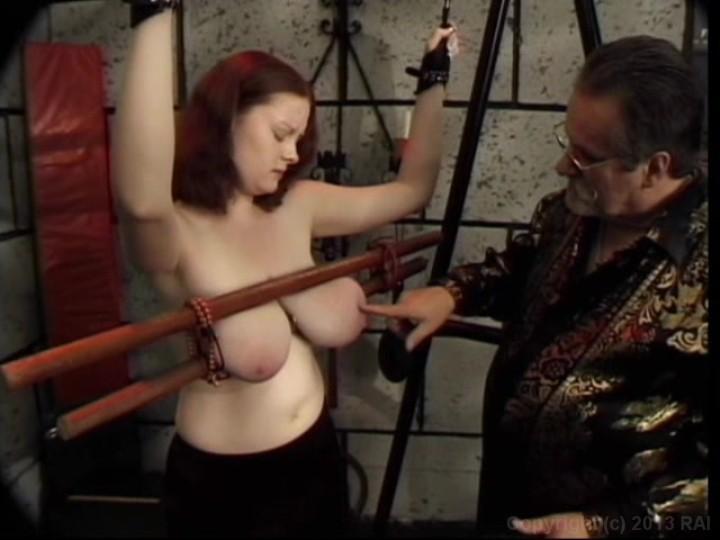 Tit bondage pics