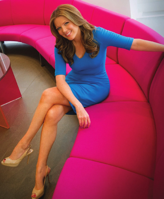 Trish regan upskirt