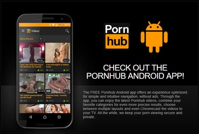 What is the best porn app
