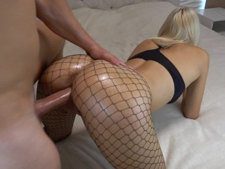 Xnxx porn creampie in panties